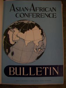 The Bandung Conference as global event